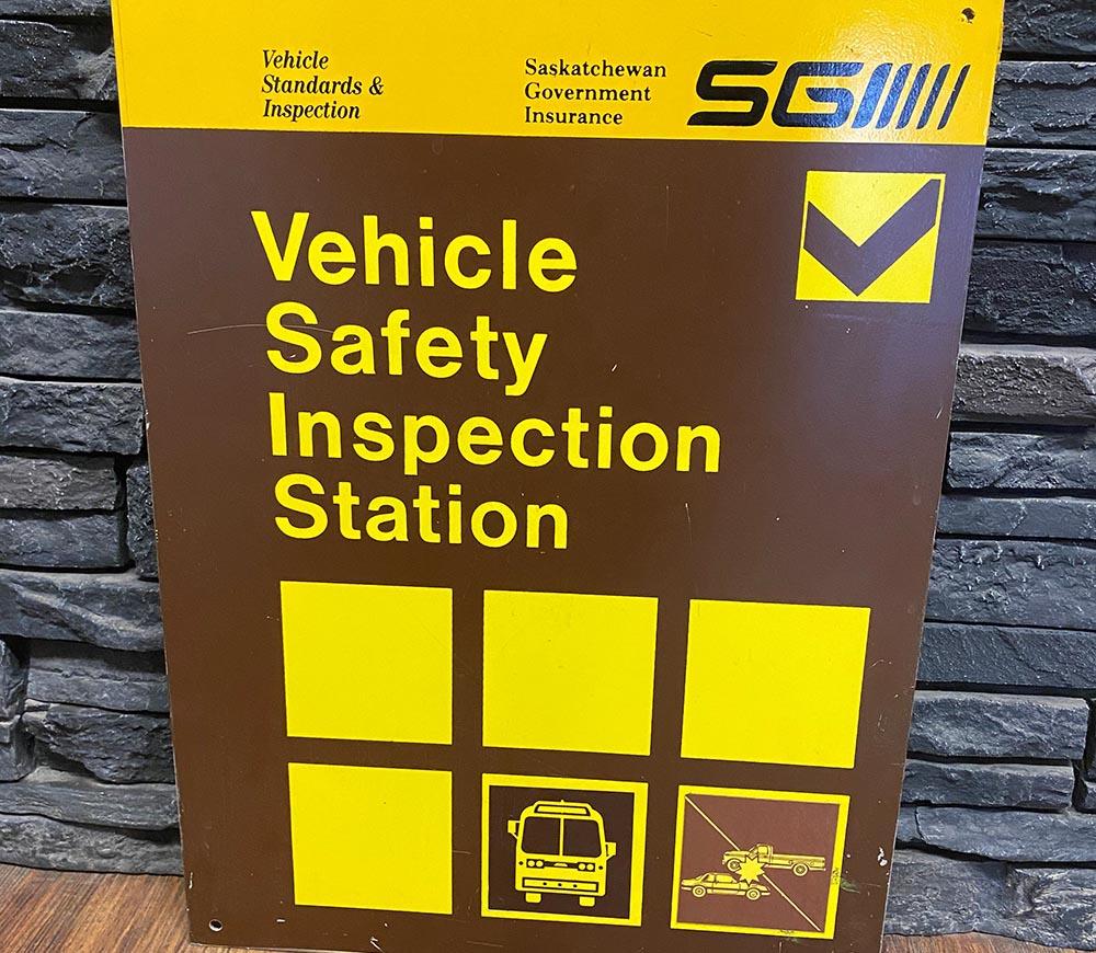 SGI Safety Inspection