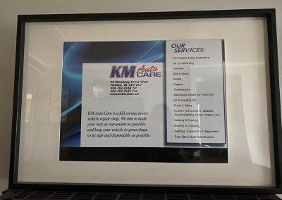 KM Auto Care Moto