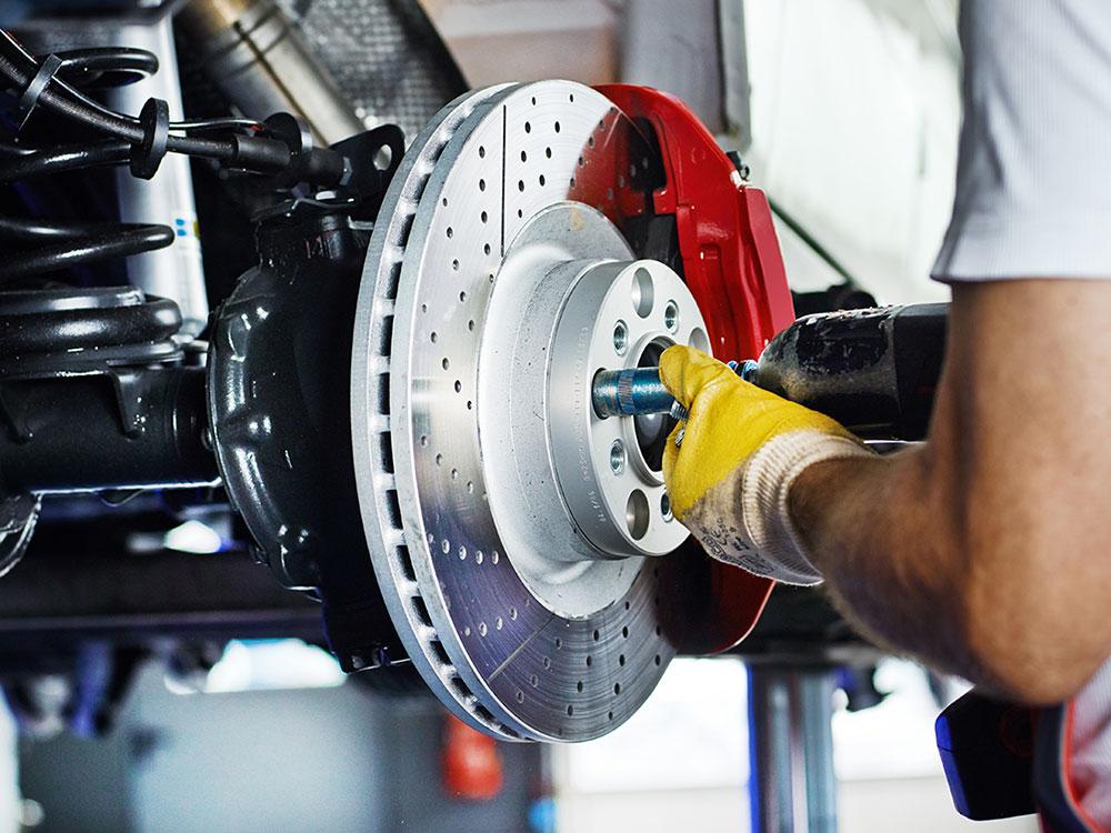 automotive brake repair