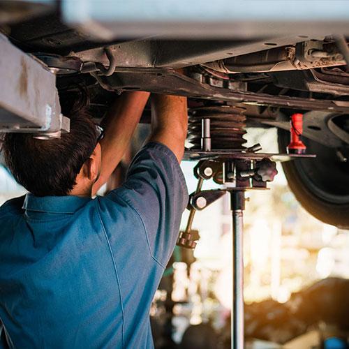 automotive engine replacement